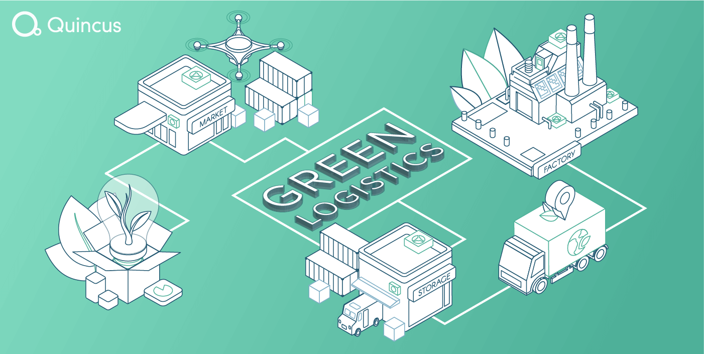 Supply chain: Going green brings opportunities
