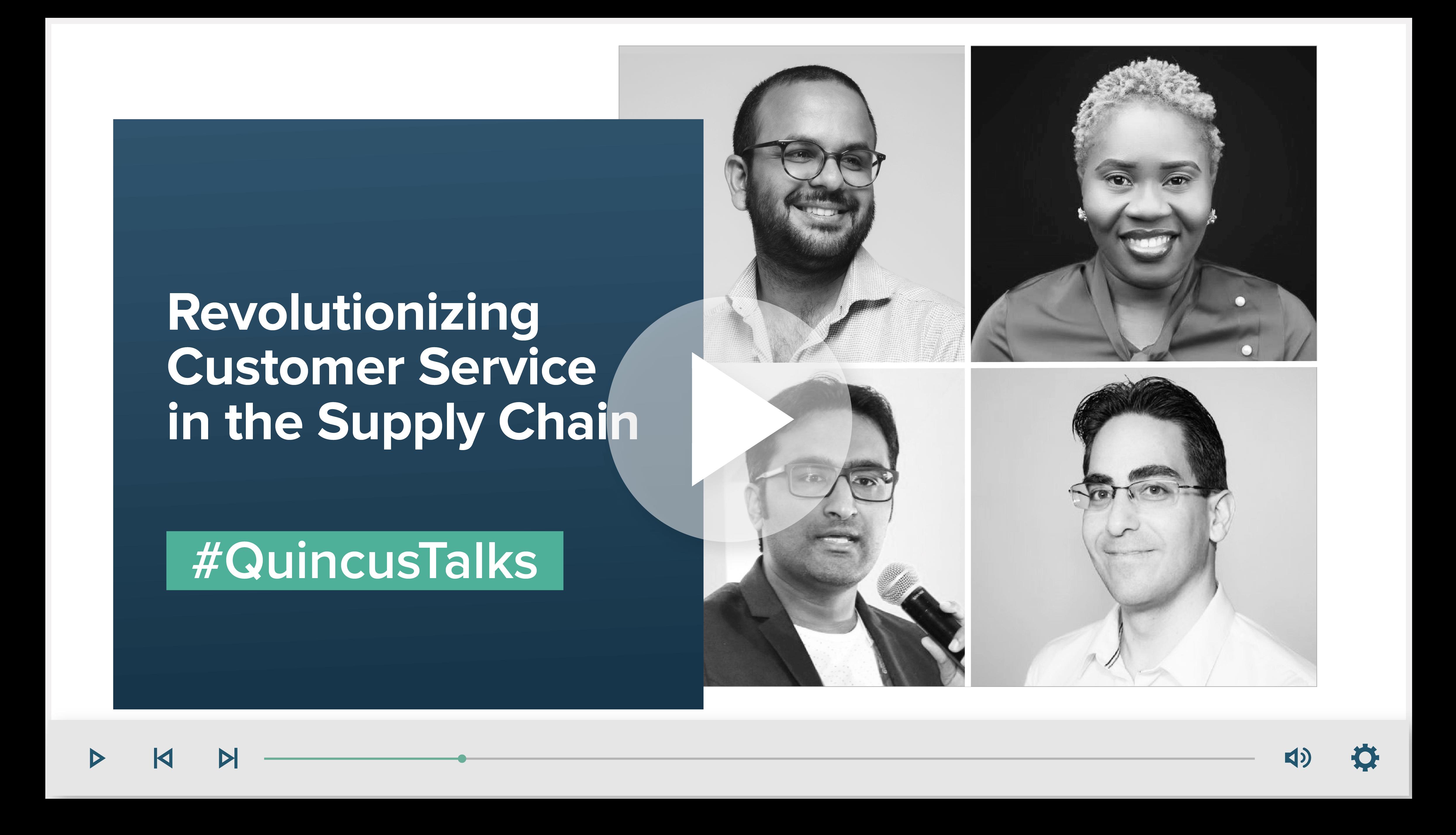 #4: Revolutionizing Customer Service in the Supply Chain