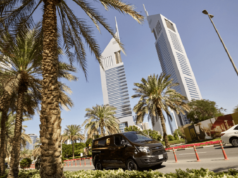 Construction Business News: UPS and AstroLabs host Smart Logistics Challenge in Dubai